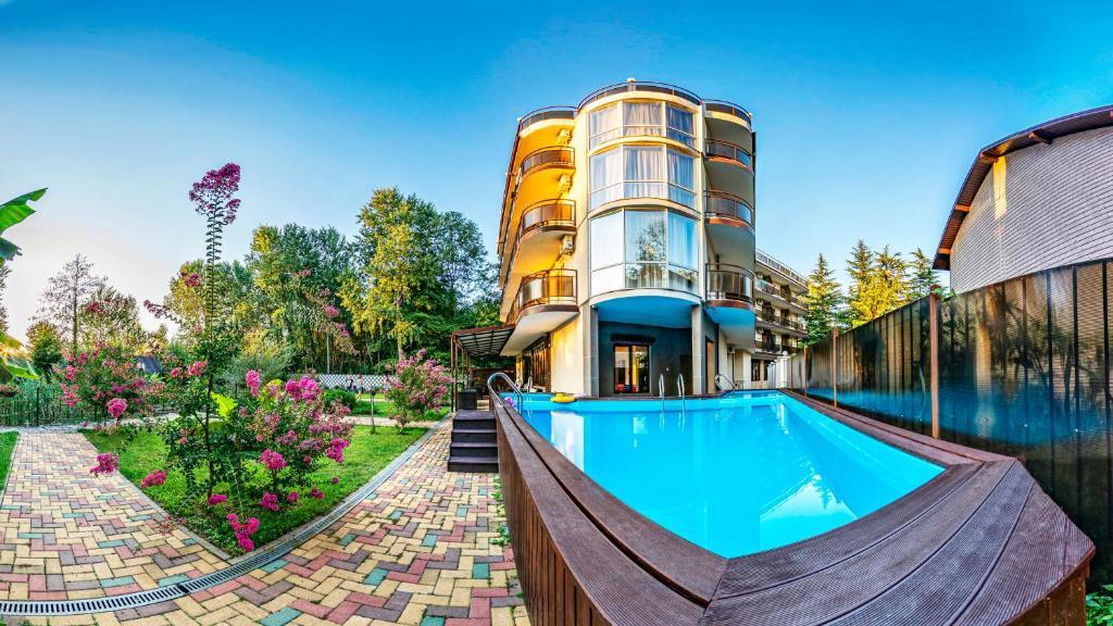 Отель Вилла Море, Лазаревское