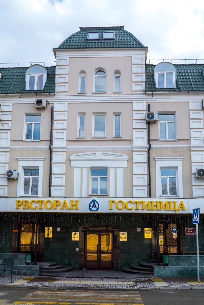 Гостиница Шушма, Казань
