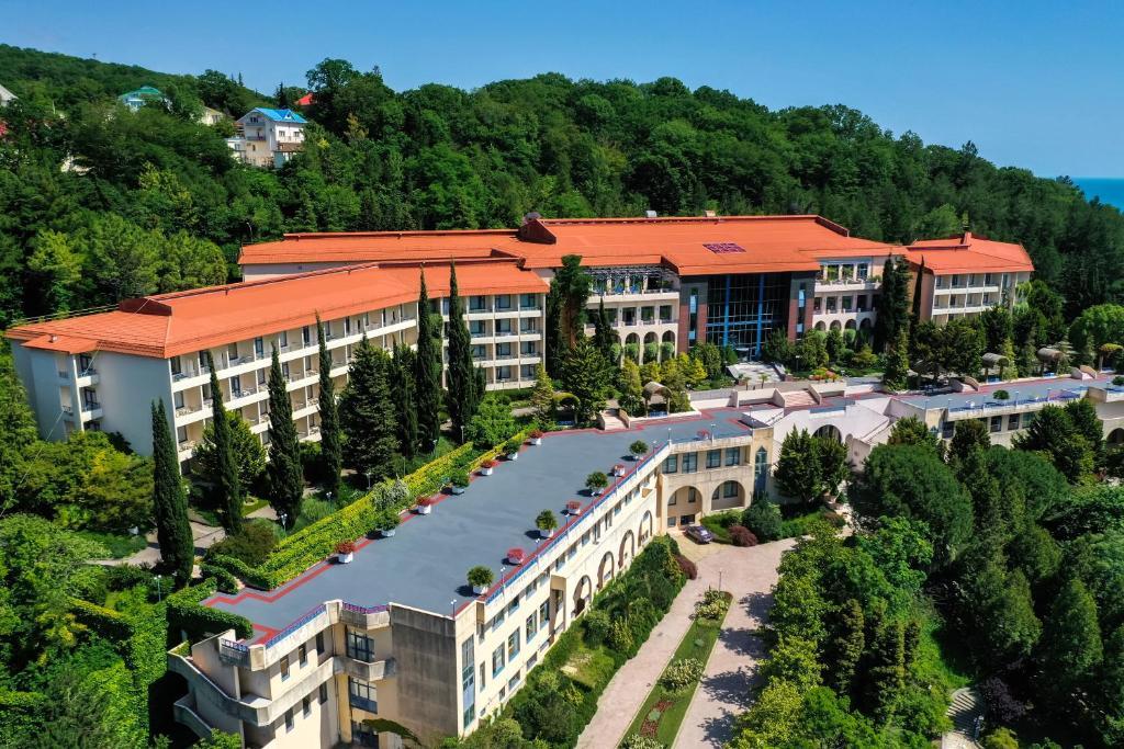 Курортный отель Одиссея, Лазаревское