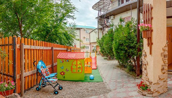 Гостевой дом Березка, Джемете