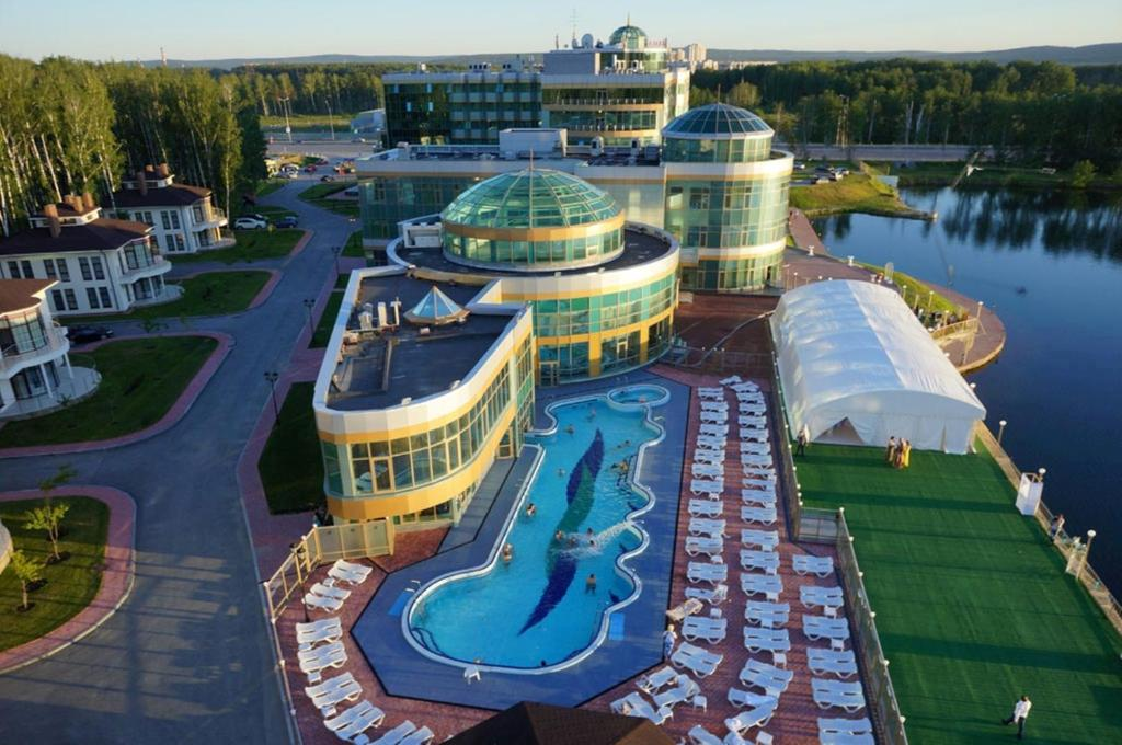Отель Ramada By Wyndham Yekaterinburg Hotel & Spa, Екатеринбург