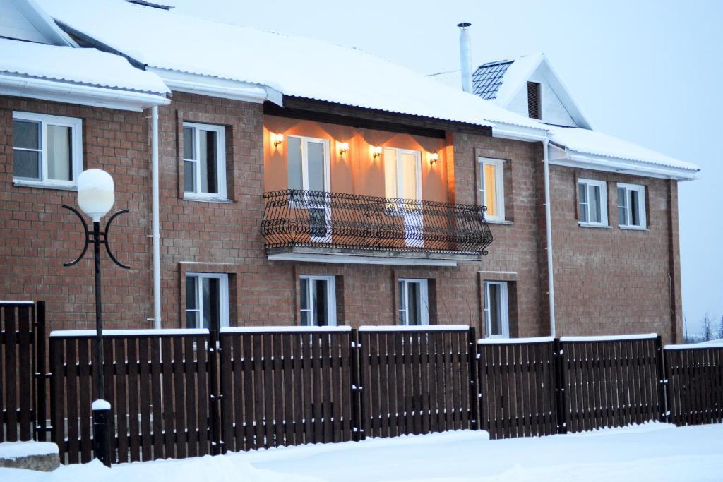 Отель Купеческий, Кодинск