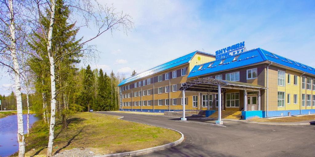 Отель SKY-PARK, Череповец