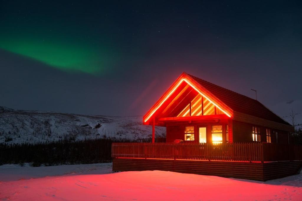 Gljúfurbústaðir Holiday Homes, Хверагерди