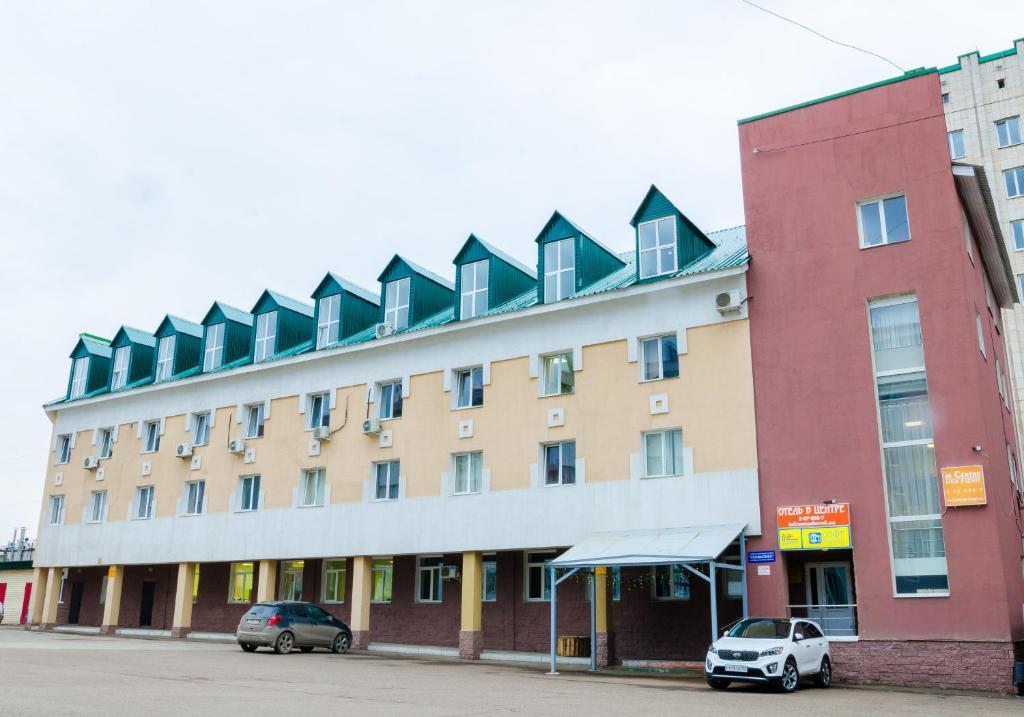 Отель В Центре +, Уфа