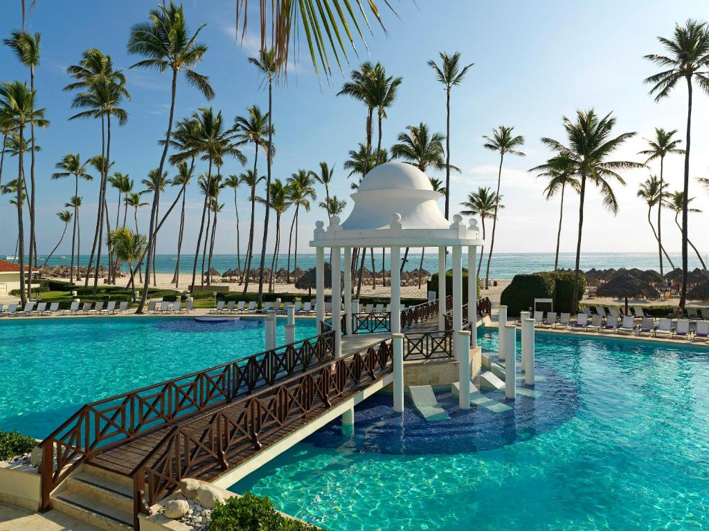 RIU REPUBLICA 5* - отличный отдых в Доминикане!