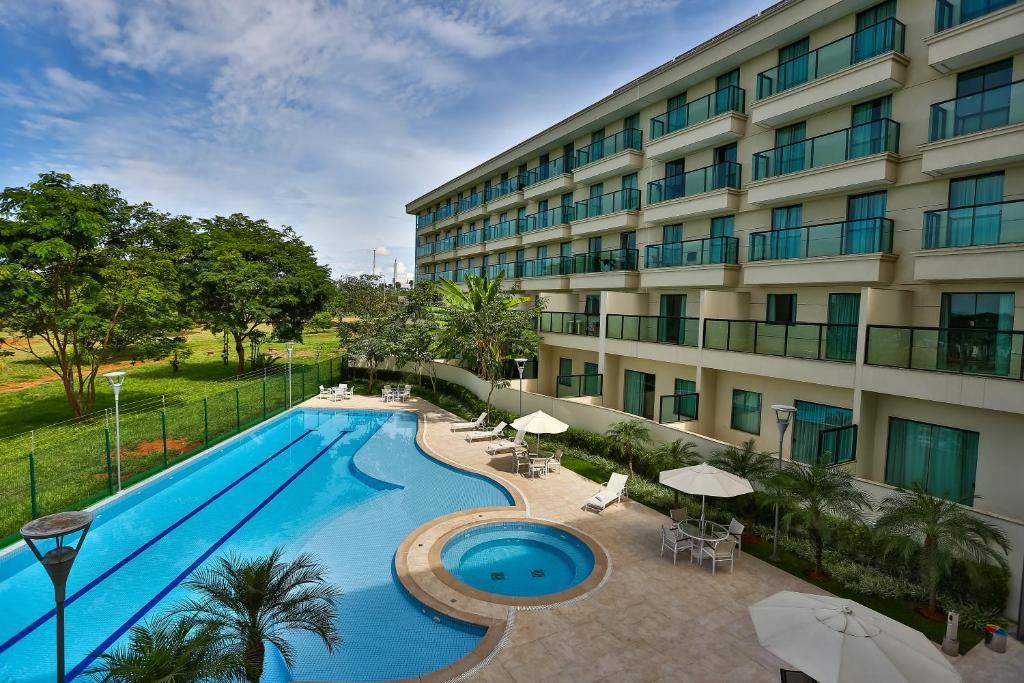 Quality Hotel & Suites Brasília, Бразилиа, Бразилия