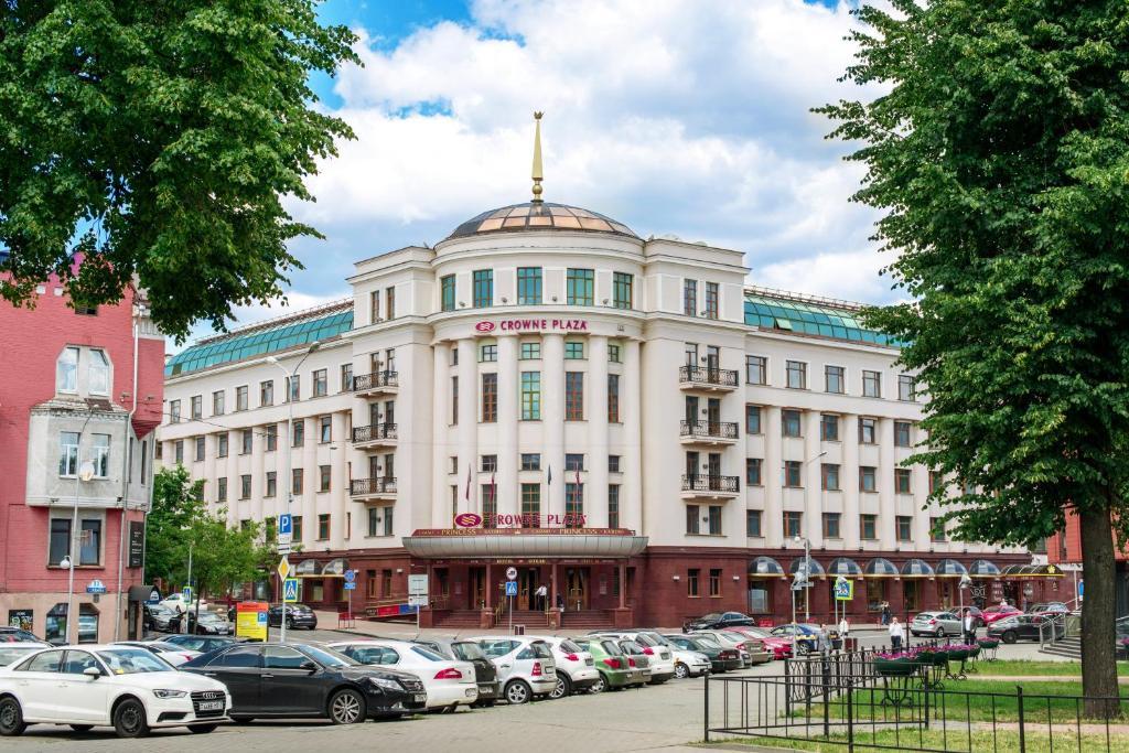 Отели Минской области 5 звезд