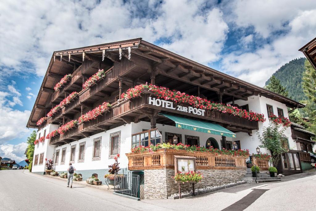 Hotel Zur Post, Альпбах, Австрия