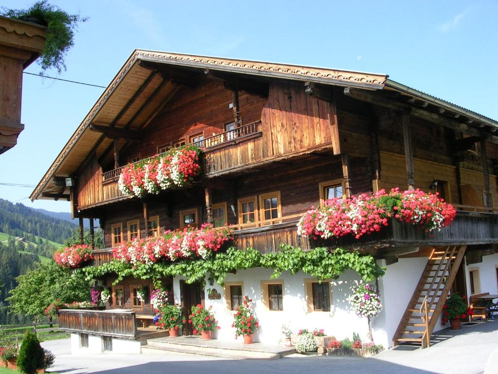 Appartements Stoffen & Zuhaus, Альпбах, Австрия