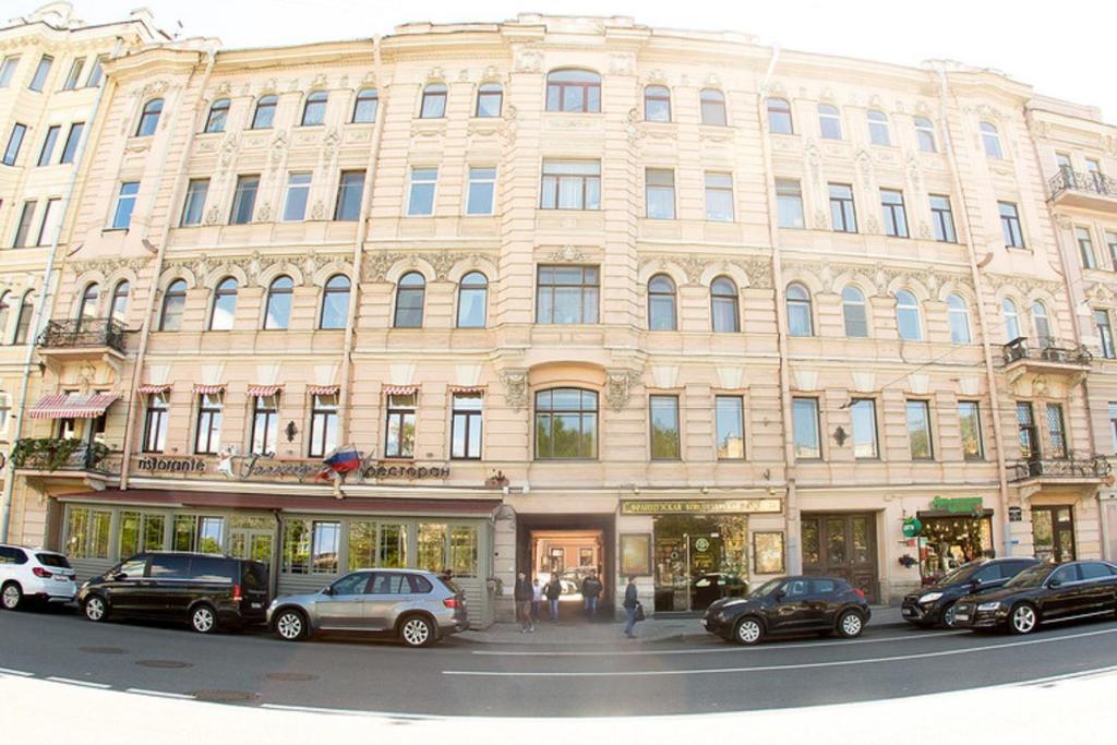 Хостел Санкт-Петербург