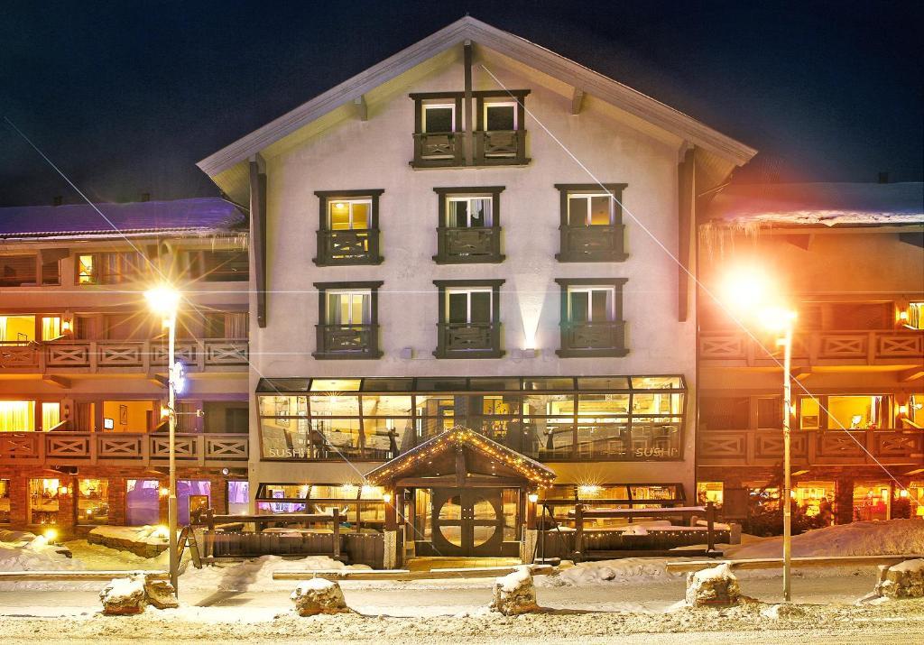 Skogstad Hotel, Хемседал, Норвегия