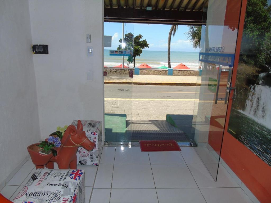 Отель Hotel Pousada Brisa Do Morro, Натал