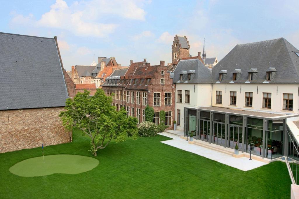 Martin's Klooster, Левен, Бельгия