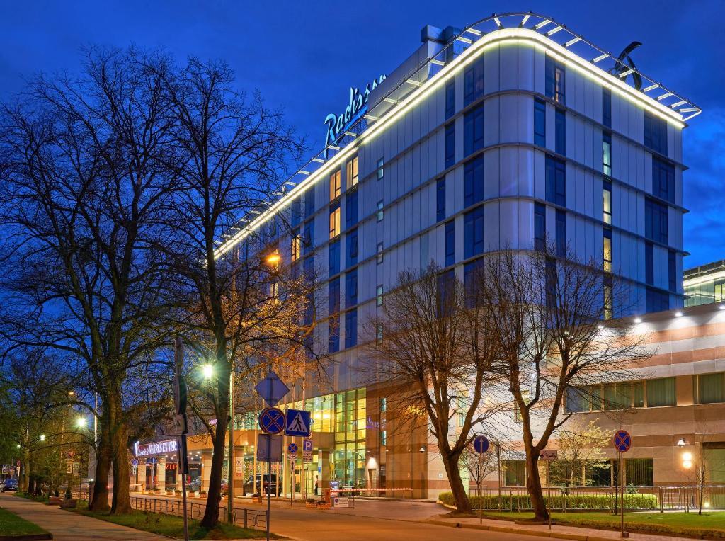 Radisson Blu Hotel Kaliningrad, Калининград