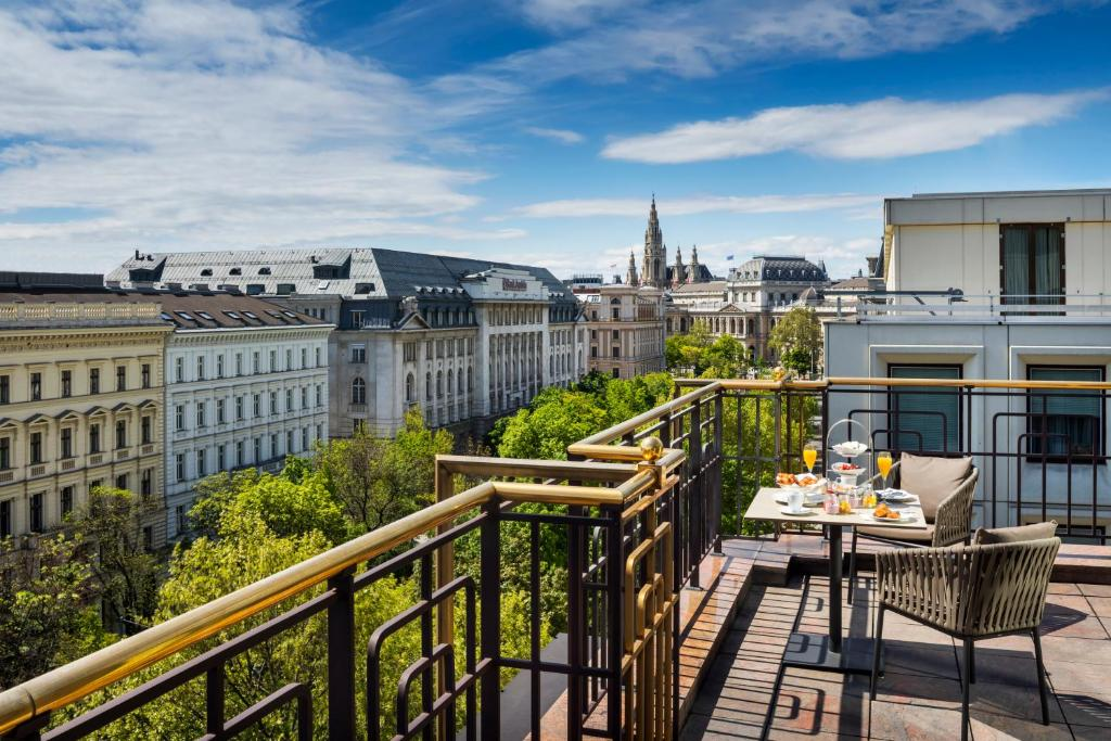 Hilton Vienna Plaza, Вена, Австрия