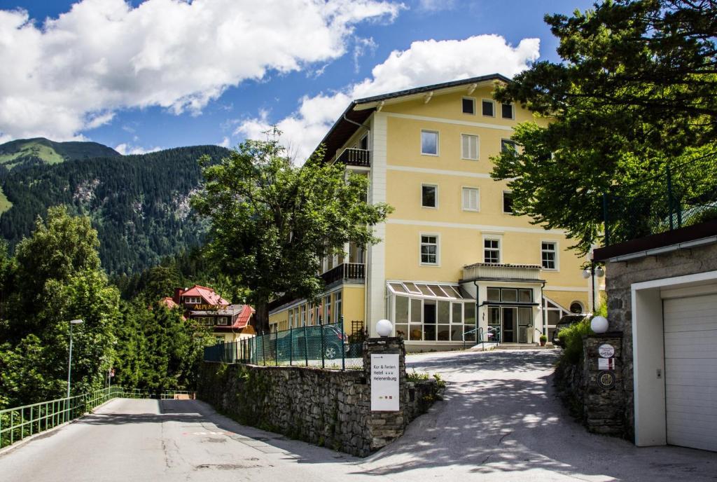 Kur&Ferien Hotel Helenenburg, Бад-Гастайн, Австрия