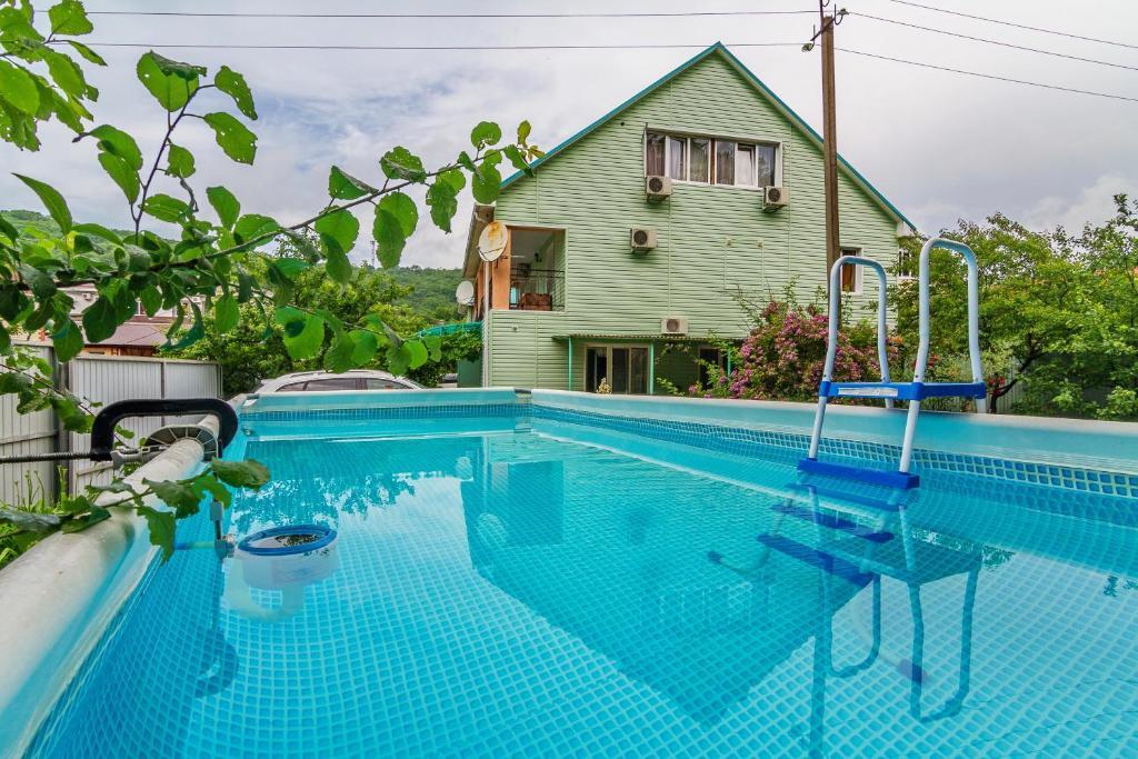 Гостевой дом Green House, Пляхо