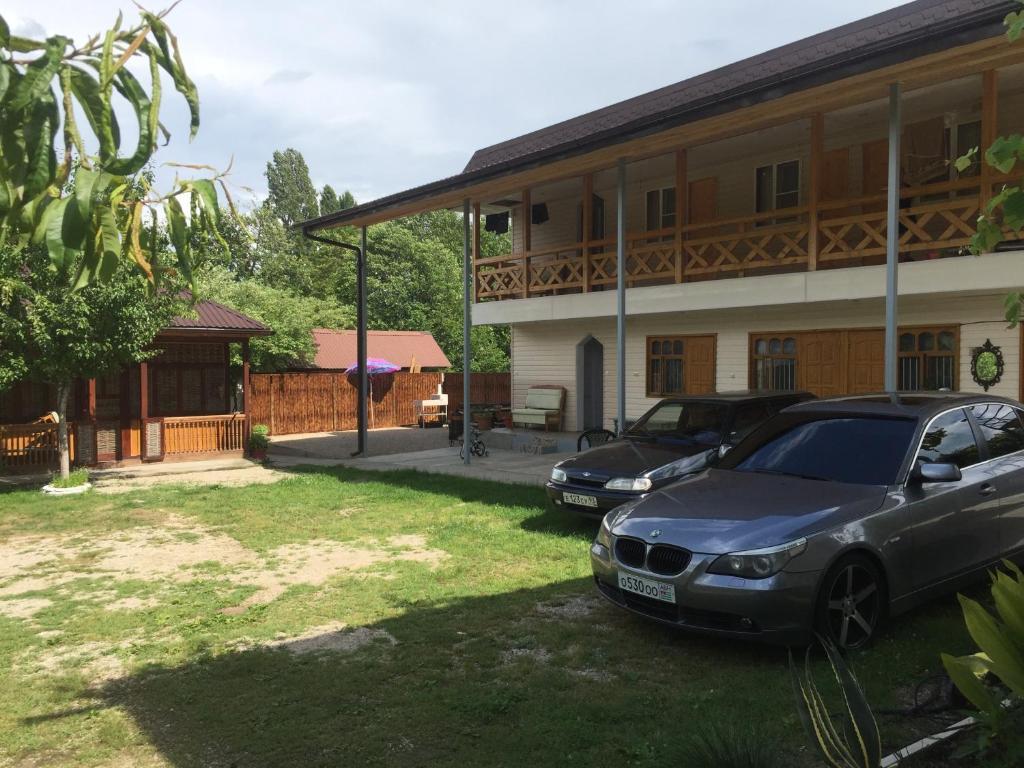 Гостевой дом Чанба, Гудаута, Абхазия