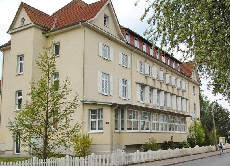 Haus-Godewind-Typ-3, Остзебад-Бинц, Германия