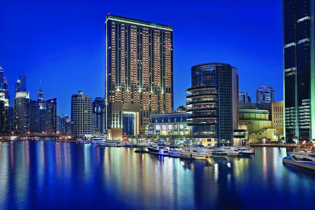 Address Dubai Marina, Дубай, ОАЭ