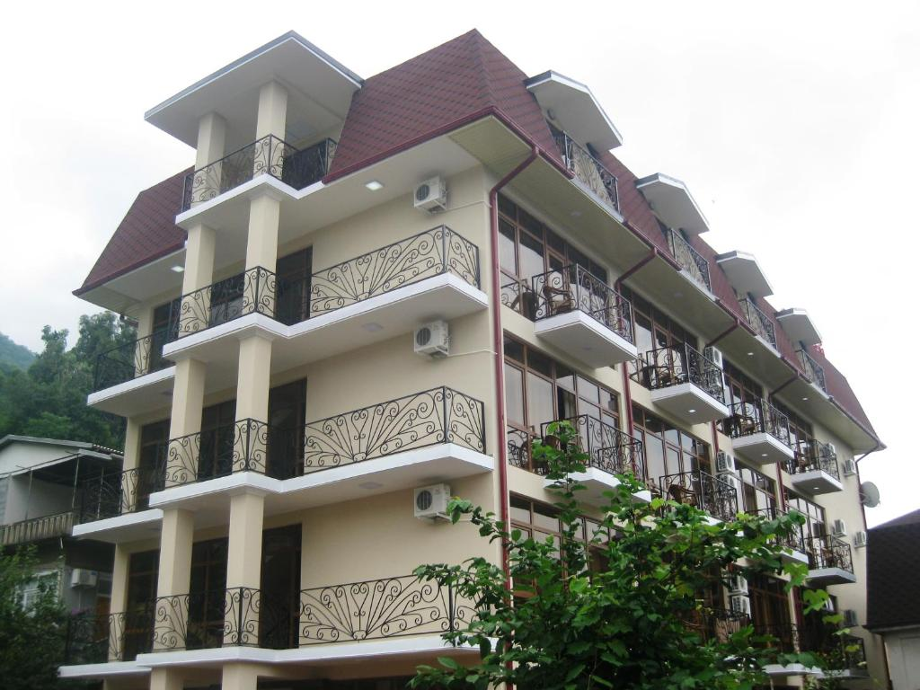Отель Арда, Гагра, Абхазия