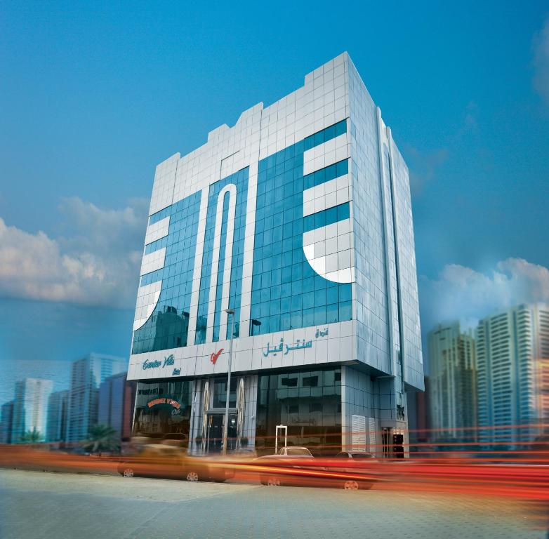 Center Ville Hotel, Абу-Даби, ОАЭ