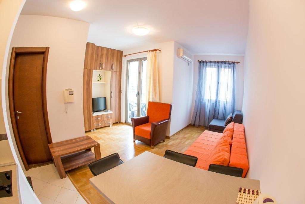 Apartment Bolero, Будва, Черногория