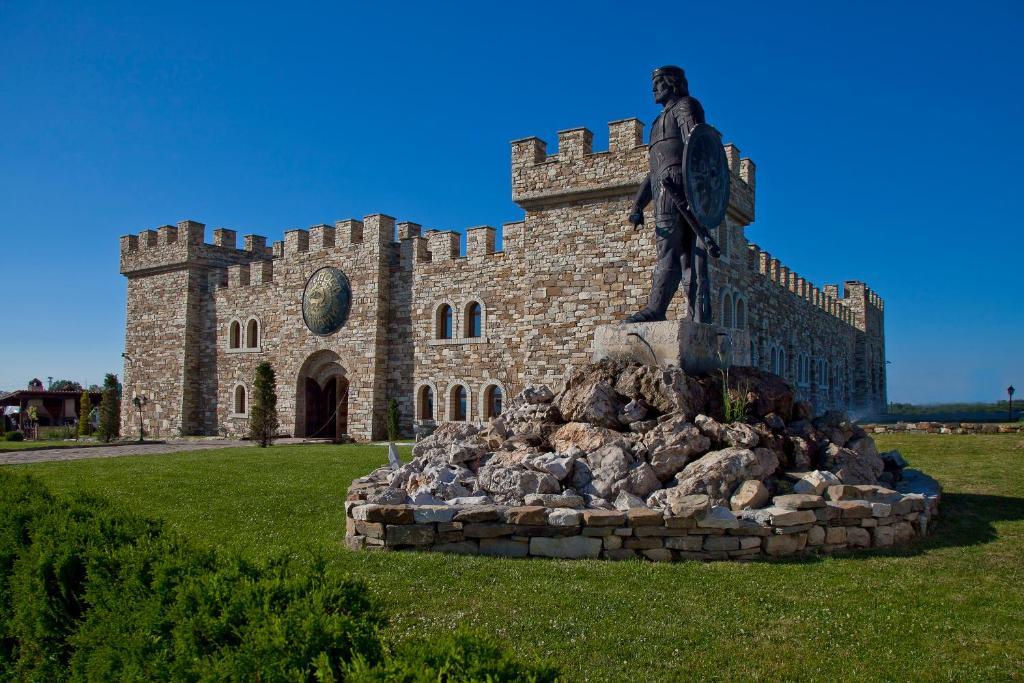 Kaloyanova Fortress, Арбанаси, Болгария