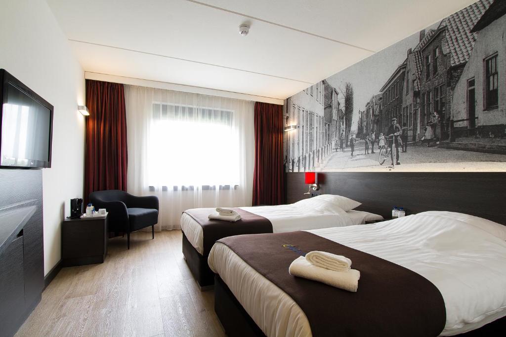Bastion Hotel Zoetermeer, Гаага, Нидерланды