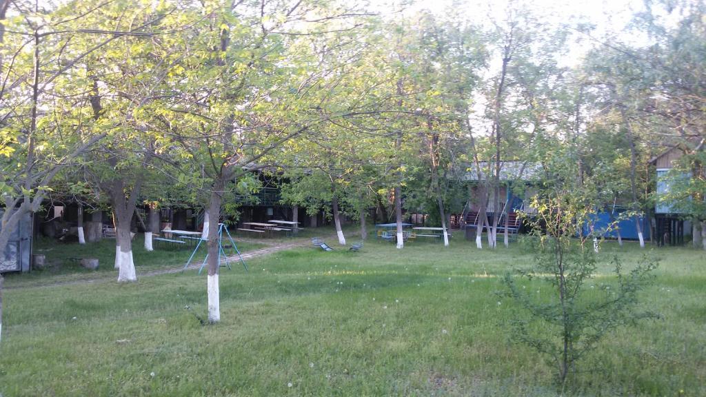 База отдыха Светлячок, Багаевская