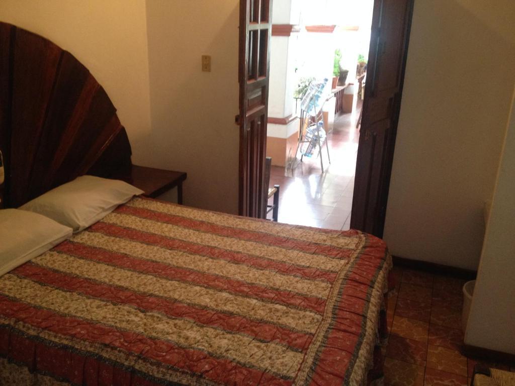 Отель Hotel Posada Santa Anita, Таско-де-Аларкон