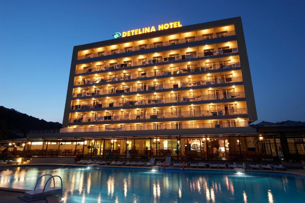 Detelina Hotel, Золотые Пески
