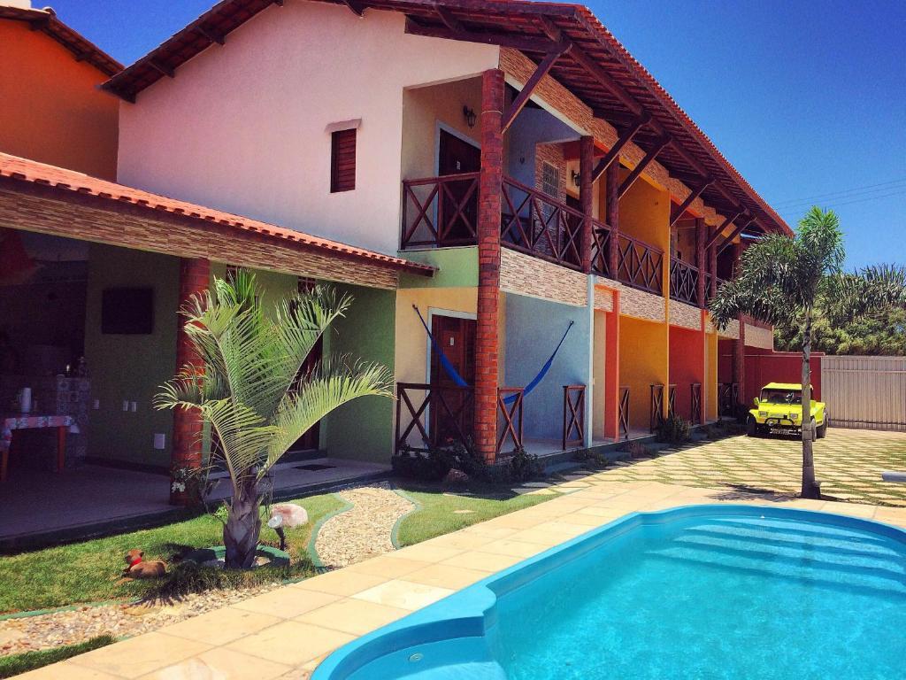 Гостевой дом Vila do Pôr do Sol, Каноа-Кебрада
