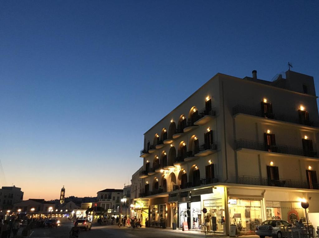Отель Poseidonio Hotel, Тинос