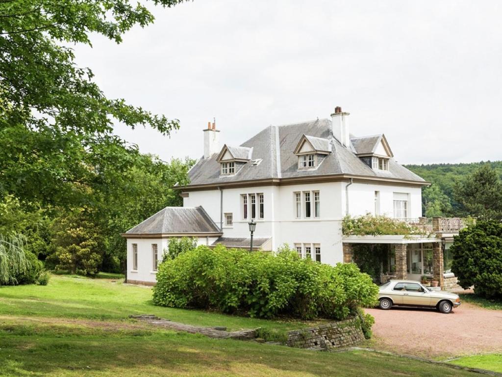 Landgoed Minne, Ронсе, Бельгия