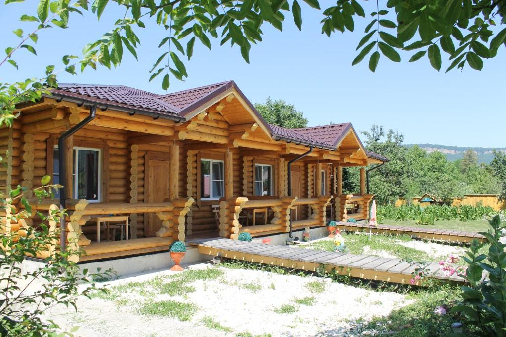 Гостевой дом Калинка, Даховская