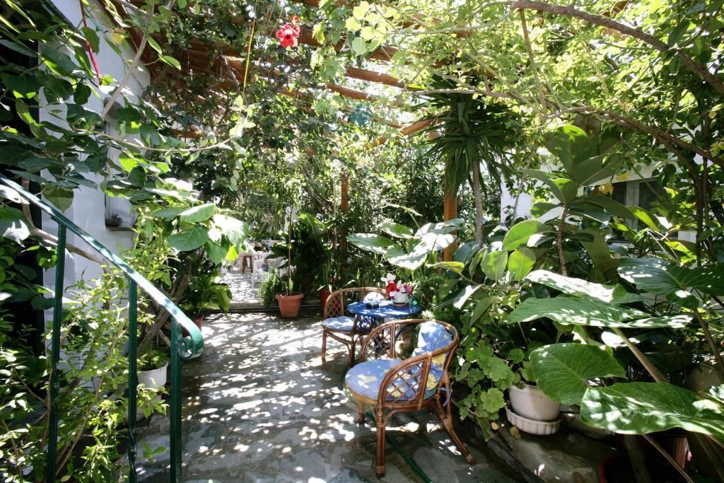 Апартаменты Anastasia Studios, Тинос