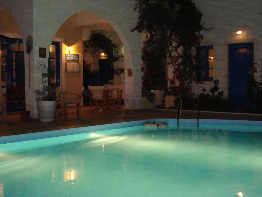 Апарт-отель Creta Sun Hotel Studios, Агия-Пелагия