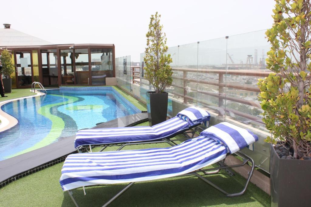 Sea View Hotel Dubai, Дубай, ОАЭ
