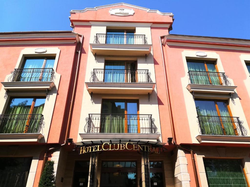 Hotel Club Central, Хисаря