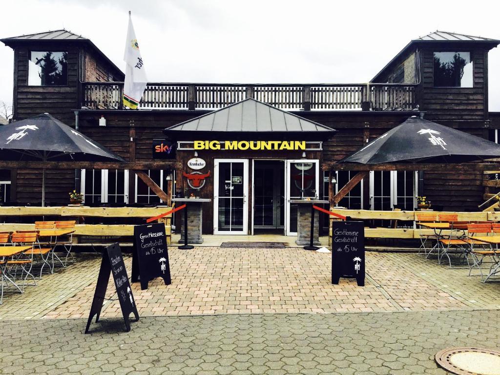 Big Mountain Resort, Винтерберг