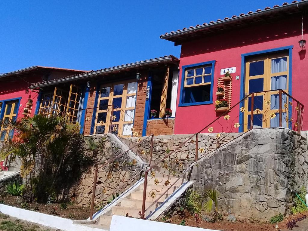 Гостевой дом Pousada Nascer do Sol, Тирадентис