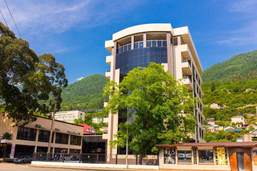 Гранд Отель Гагра, Абхазия