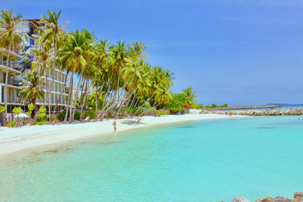 WhiteShell Island Hotel & Spa, Маафуши, Мальдивы