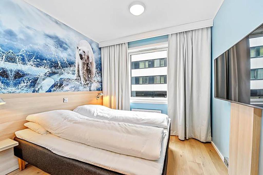 Thon Hotel Polar, Тромсе, Норвегия