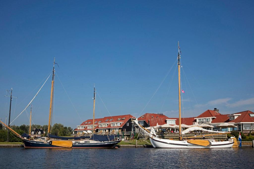 Galamadammen Hotel Jachthavens, Гронинген, Нидерланды