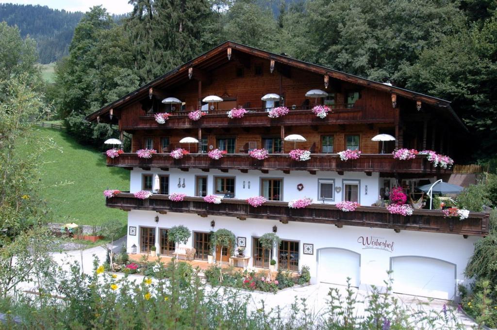 Gästehaus Weiherhof, Альпбах, Австрия