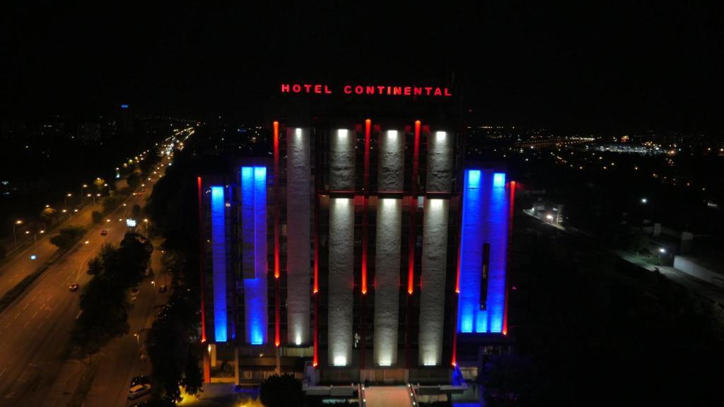 Hotel Continental, Скопье, Республика Македония