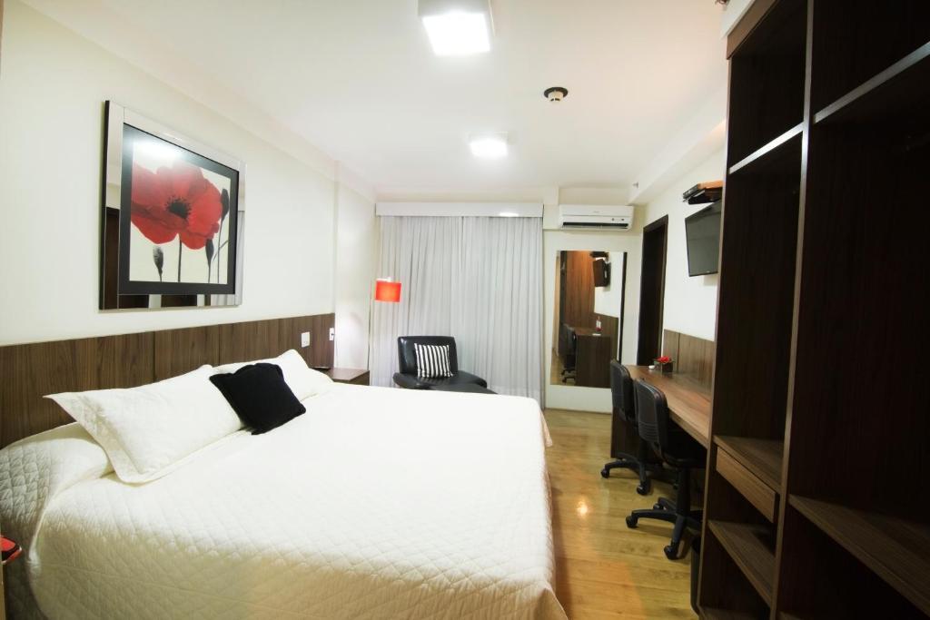 Отель JR Hotel Ribeirão Preto, Рибейран-Прету
